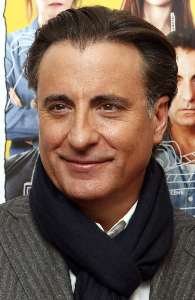 Andy Garcia - HD Wallpapers