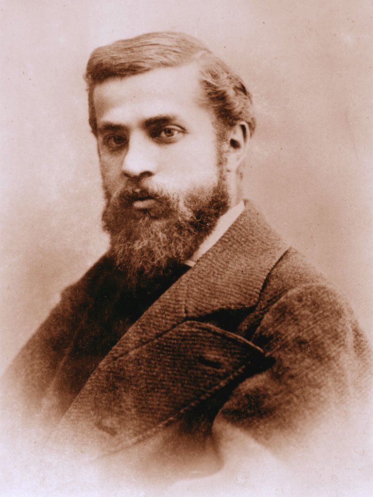 Biografia di antoni gaudi for Antoni gaudi opere