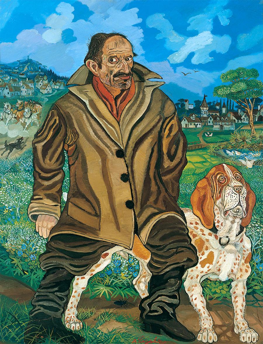 Antonio ligabue pittore storia biografia e vita - Nostro padre versione moderna ...
