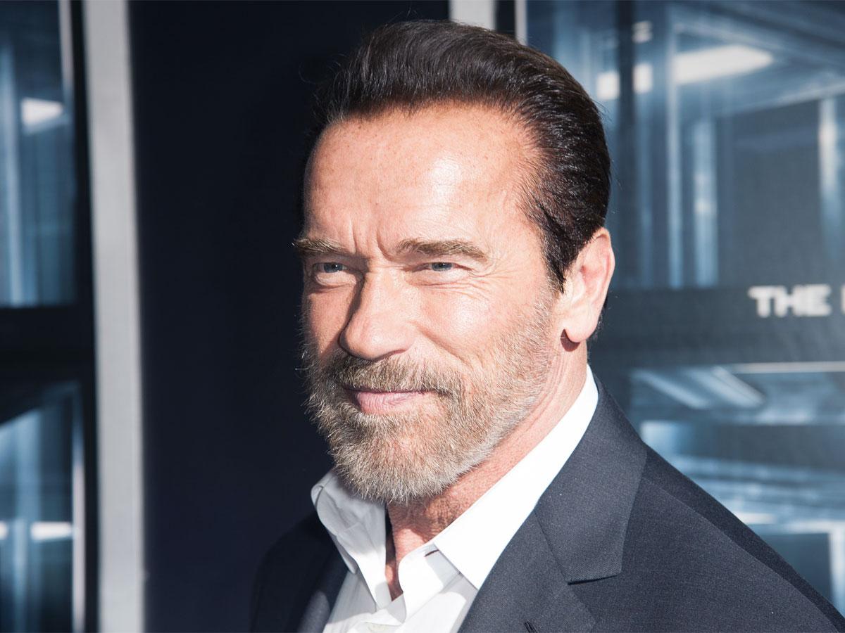 Foto di Arnold Schwarzenegger Arnold Schwarzenegger