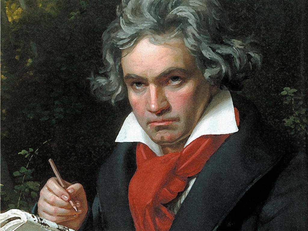 Foto di Ludwig Van Beethoven