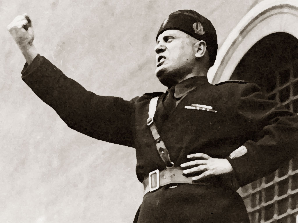 the life of benito mussolini essay The life and influence of italian leader benito mussolini essay examples 1755 words | 8 pages battle even if you have to kick them in the pants.