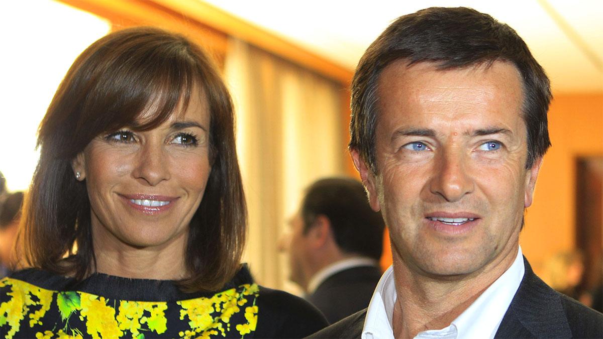 Cristina Parodi con Giorgio Gori
