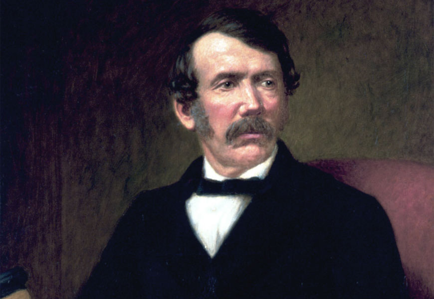 a biography of david livingston David livingstone, the world-famous missionary and explorer, was born 200  years ago in blantyre he rose from humble beginnings to study at.