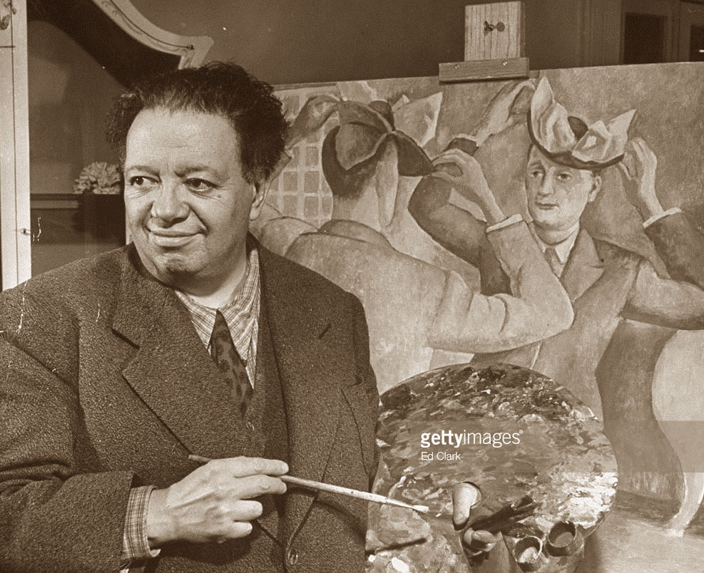 a biography of diego rivera Born: 08 december 1886 guanajuato, mexico died: 24 november 1957 mexico   a mexican muralist painter, diego rivera was an outspoken member of the.