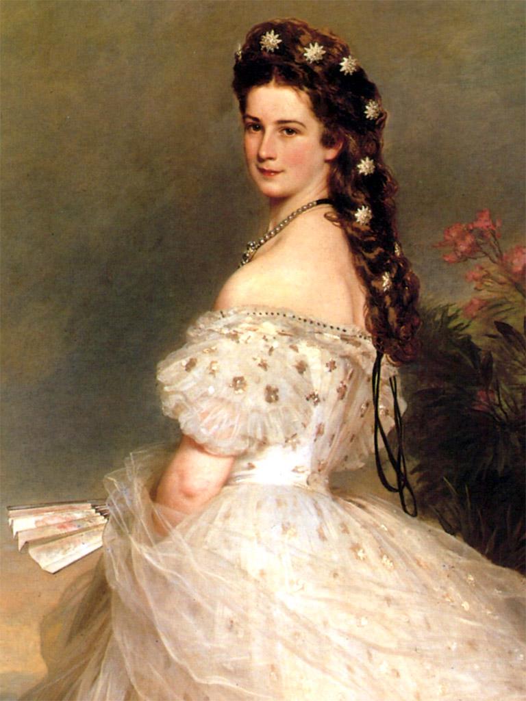 Elisabetta di Baviera: biografia della principessa Sissi