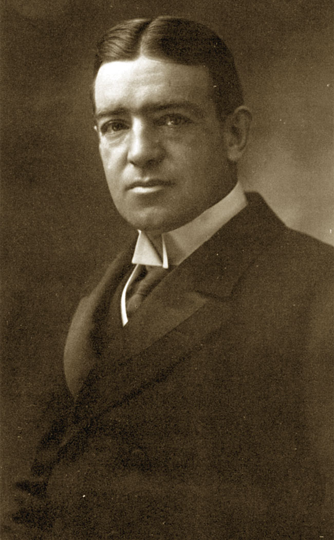 Ernest Henry Shackleton