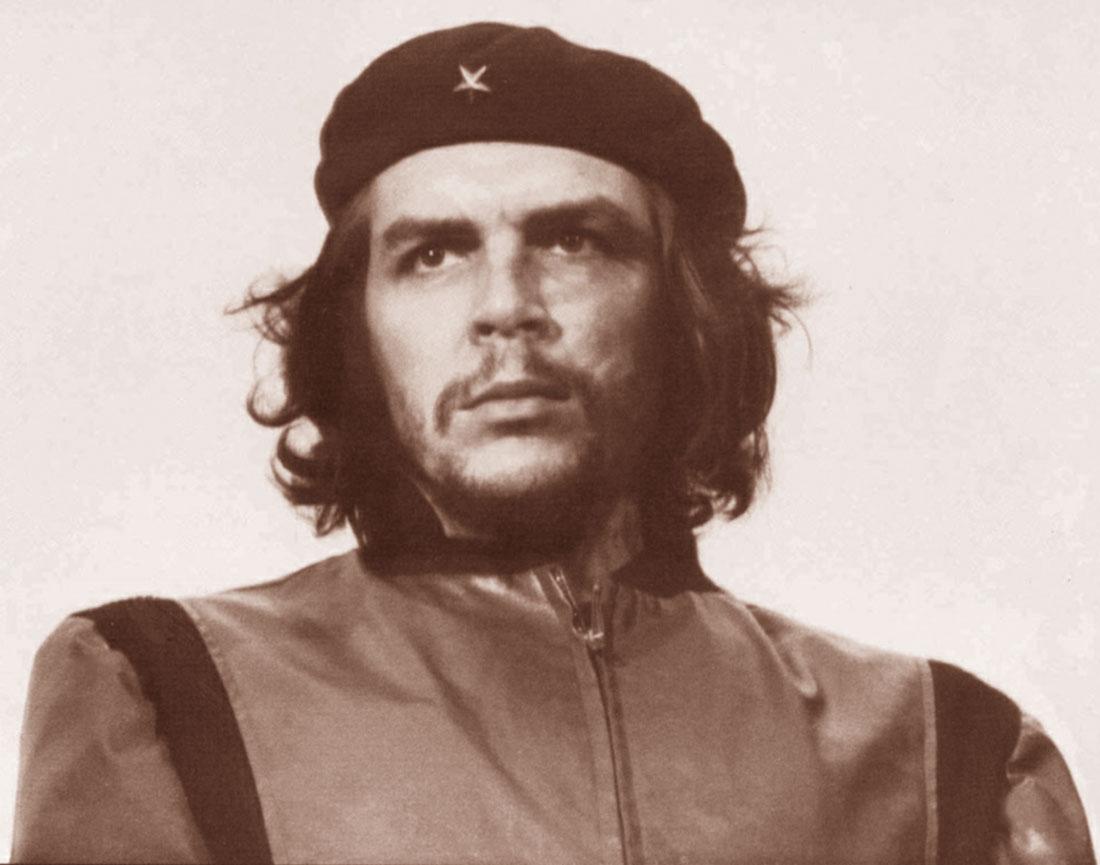 Foto di Ernesto Che Guevara
