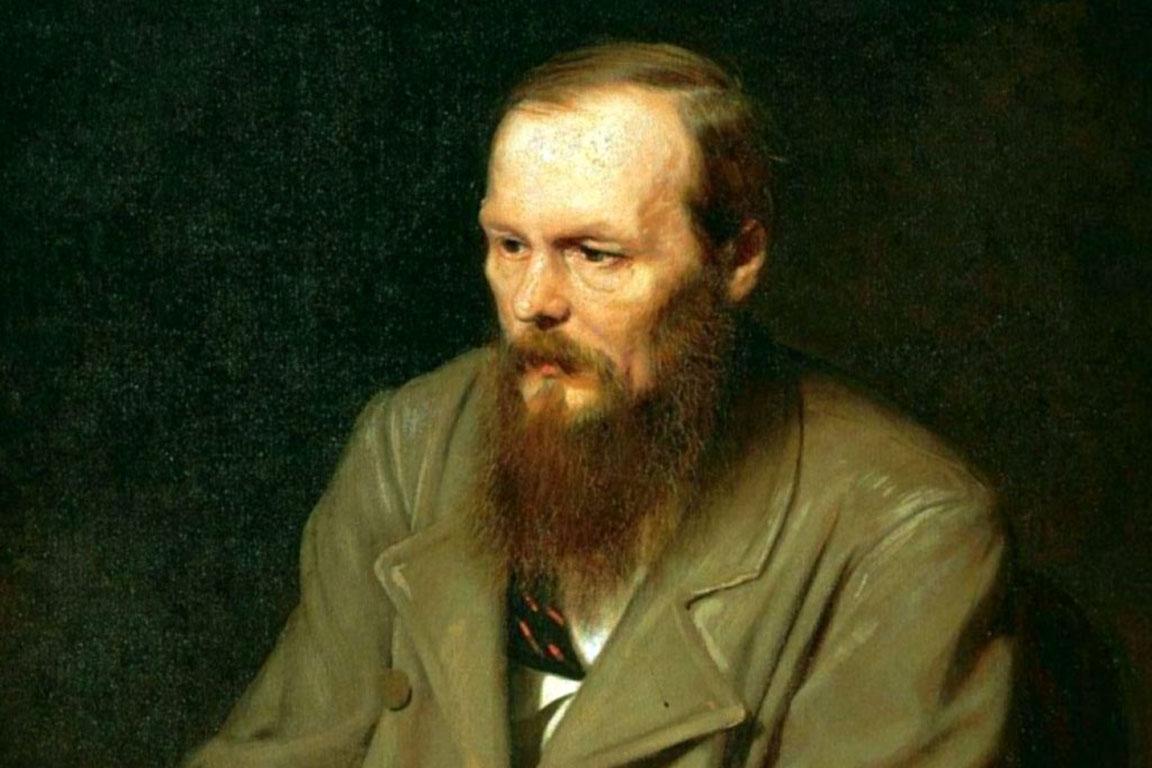 Fëdor Dostoevskij: un'immagine dell'autore russo