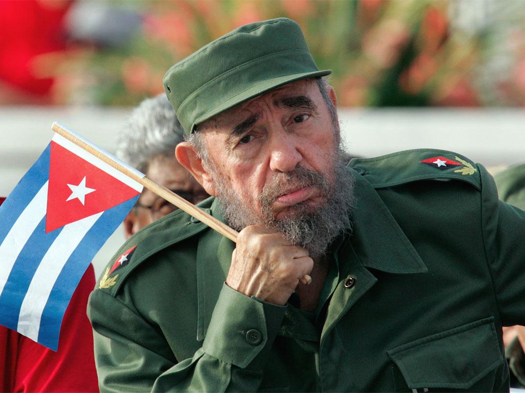 E' morto Fidel Castro