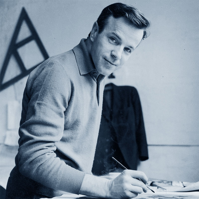 Franco Zeffirelli giovane