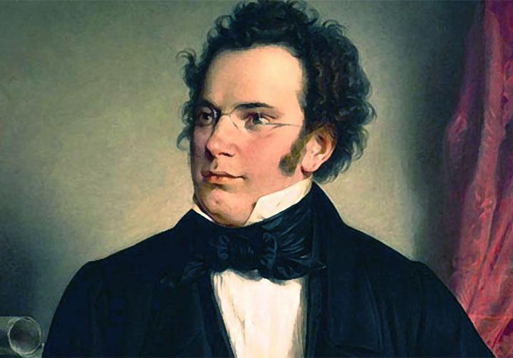 Franz Schubert - Stanisław Firlej - Sonata A-moll D.821 -
