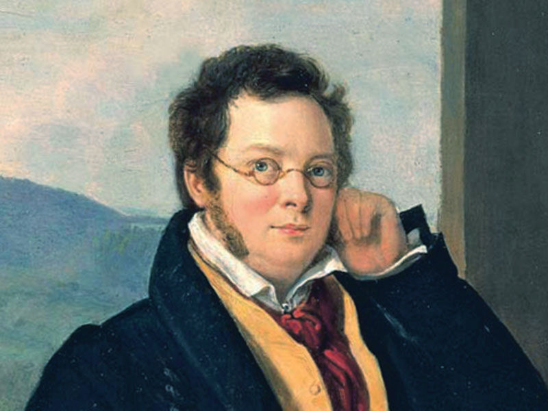 Franz Schubert* Schubert·- Dieter Zechlin - Klaviersonate A-Dur D 959 / Klaviersonate C-Dur D 279