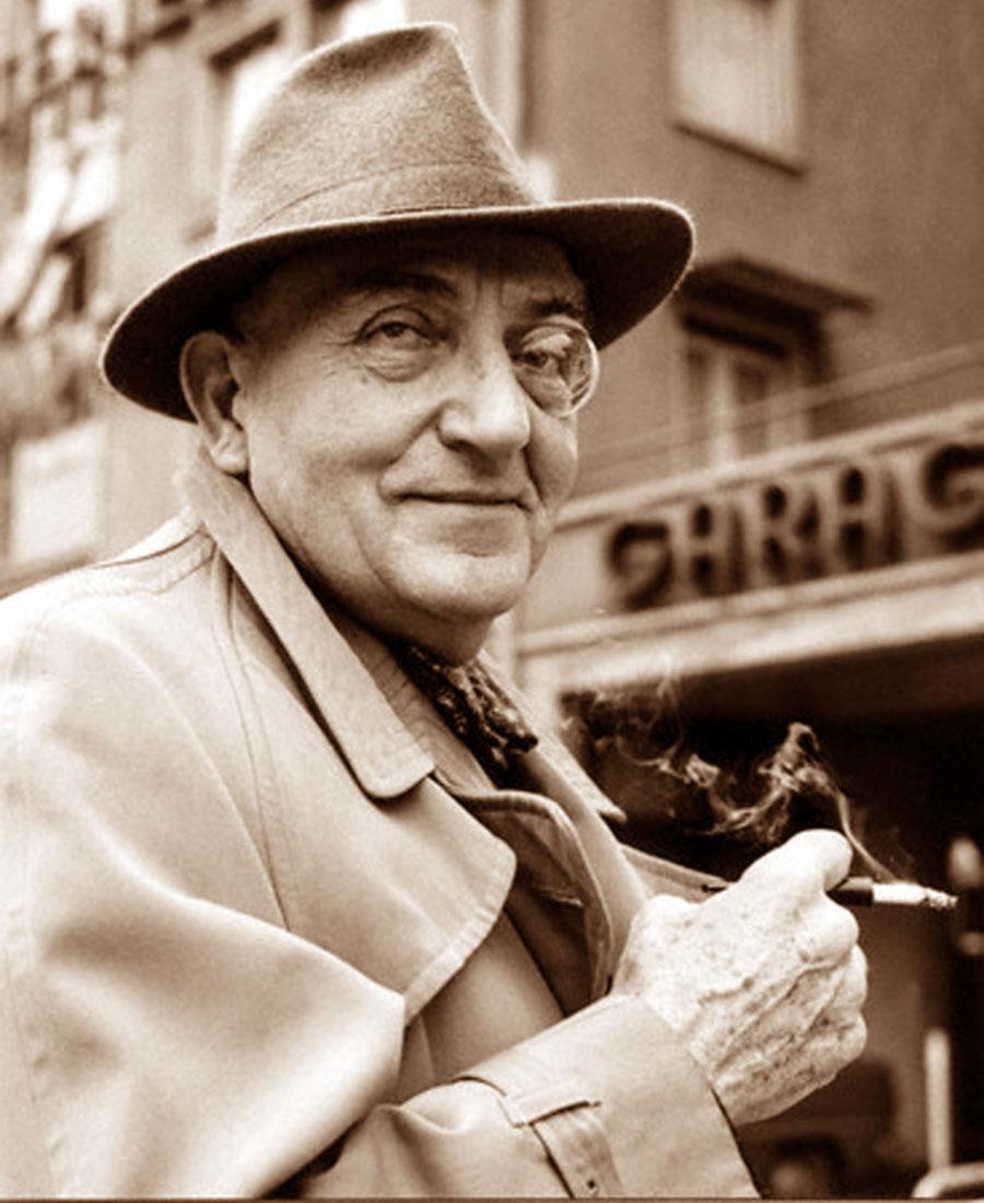 Foto di Fritz Lang