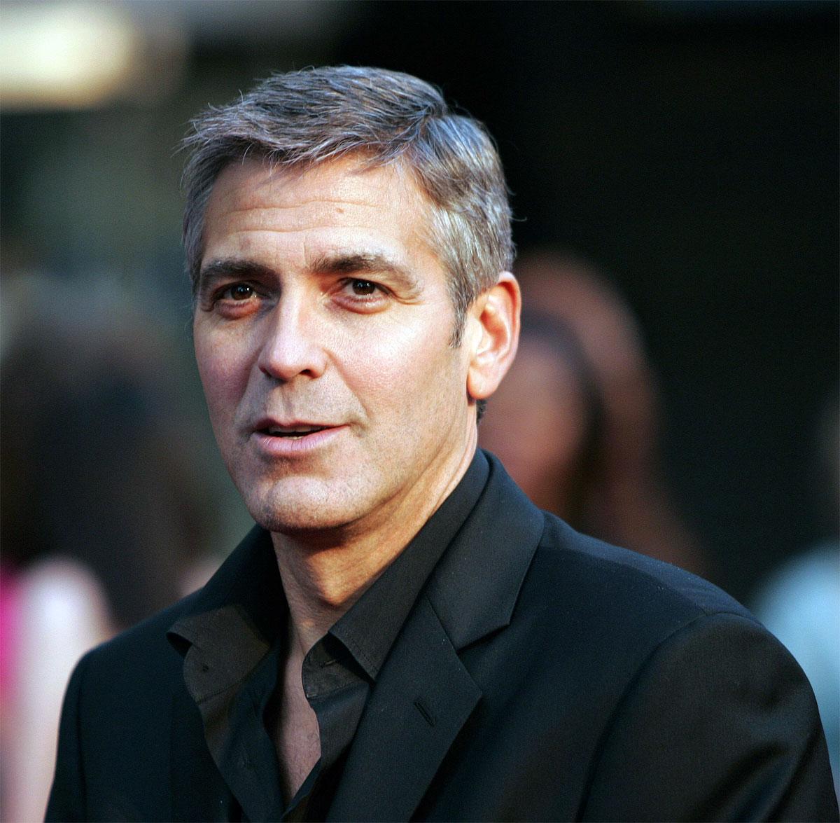 Foto di George Clooney