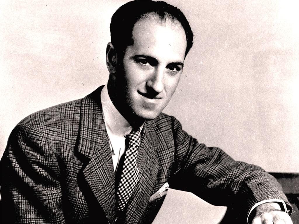 Резултат с изображение за George Gershwin