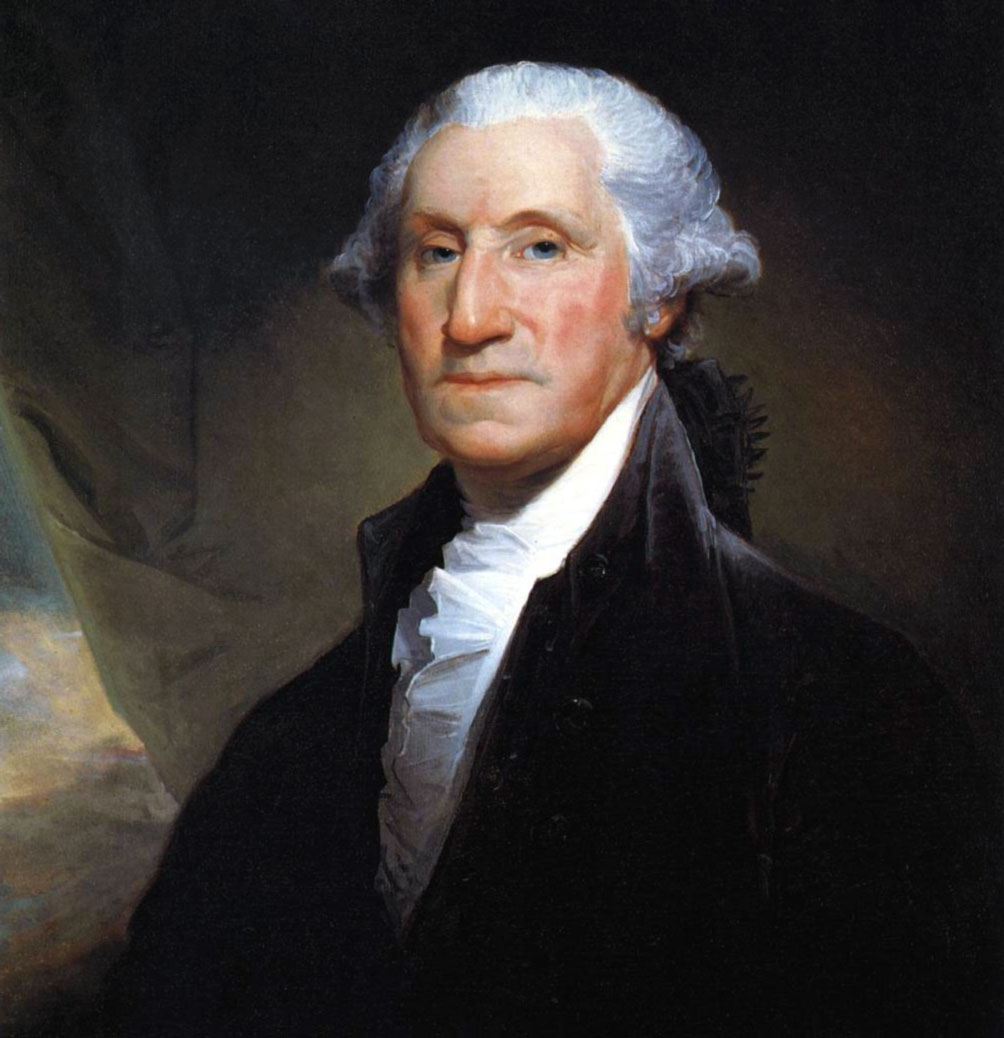Foto di George Washington