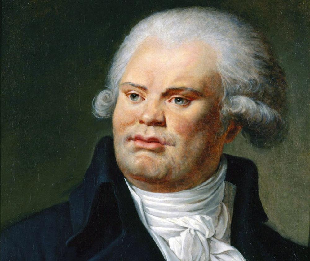 Georges Danton biografia di georges jacques danton