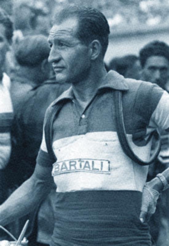Biografia di Gino Bartali