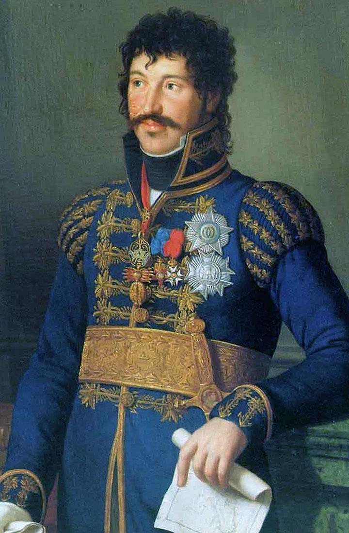 Biografia di Gioacchino Murat
