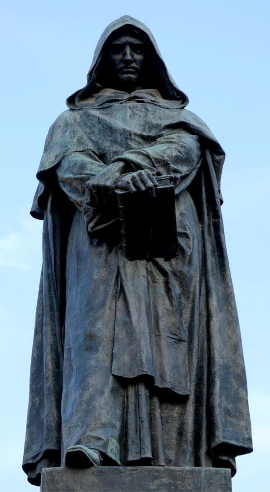 Frasi Di Giordano Bruno