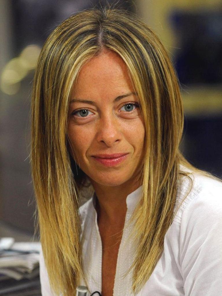 Biografia Di Giorgia Meloni