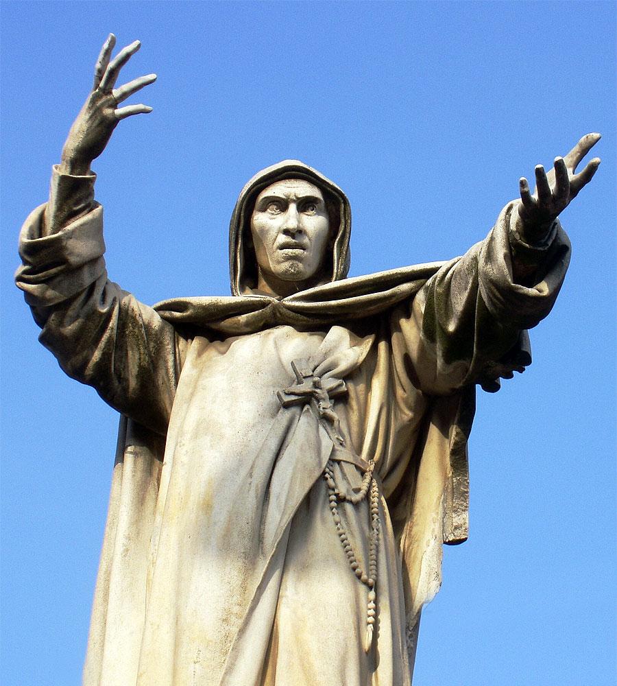 Biografia di Girolamo Savonarola