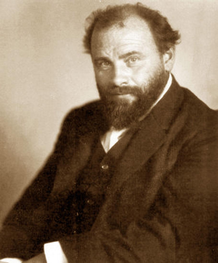 gustav klimt biography Gustav klimt was born in baumgarten, near vienna, the second of seven children  — three boys and four girls all three sons displayed artistic talent early on.