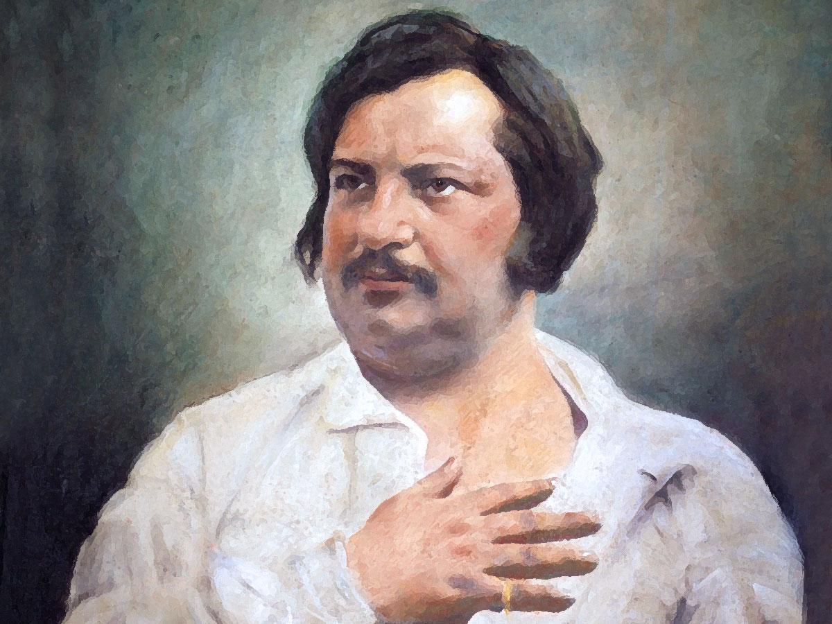 Резултат с изображение за Honoré de Balzac