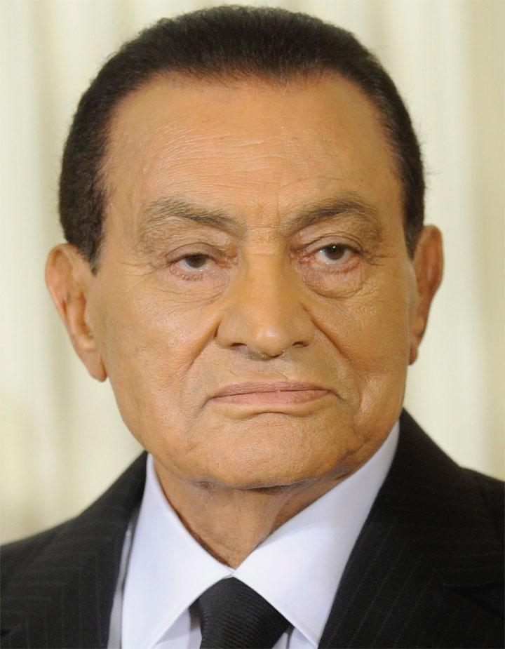 hosni mubarak - photo #26