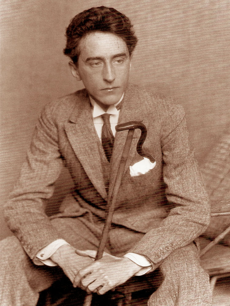 Foto di Jean Cocteau