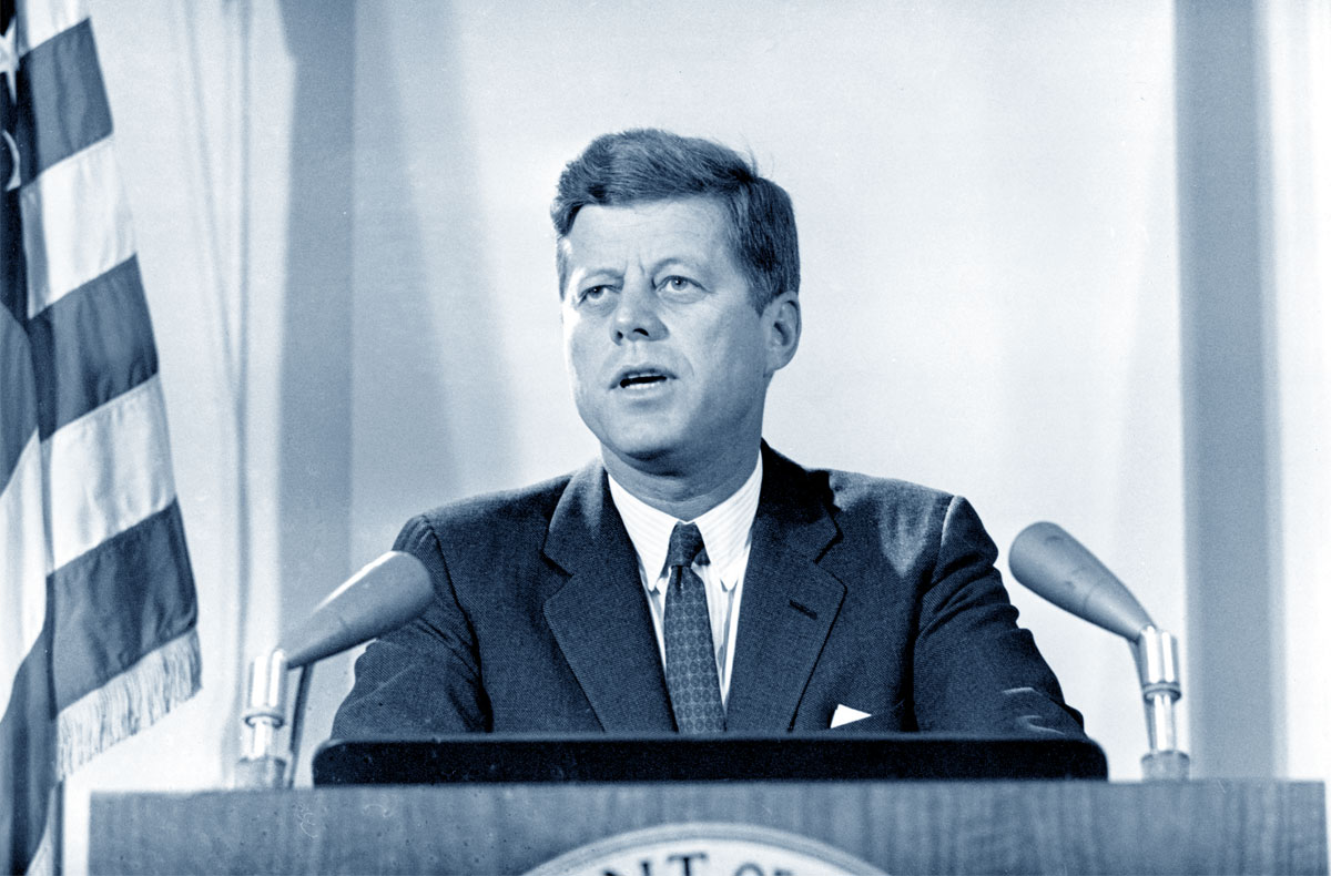 Frasi Di John Fitzgerald Kennedy