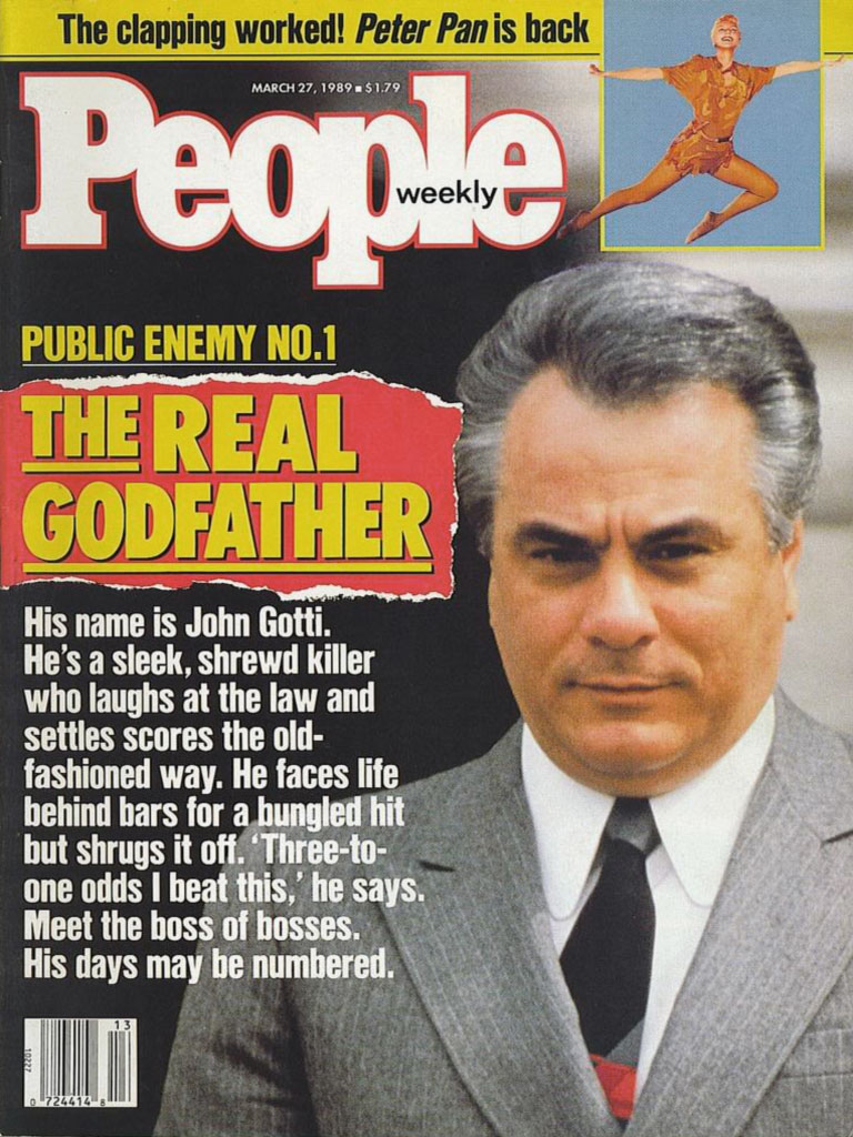 the biography of john gotti Gotti is an upcoming american biographical crime drama film directed by kevin connolly and written by lem dobbs and leo rossithe film is about the life of new york city mobster john gotti.