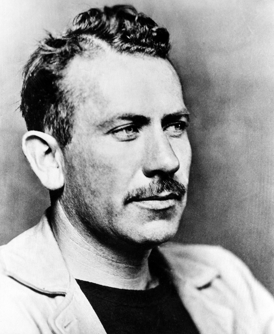 biography on john steinbeck The historic first publication of gwyn conger steinbeck's my life with john  steinbeck by gwyn conger steinbeck as told to douglas.