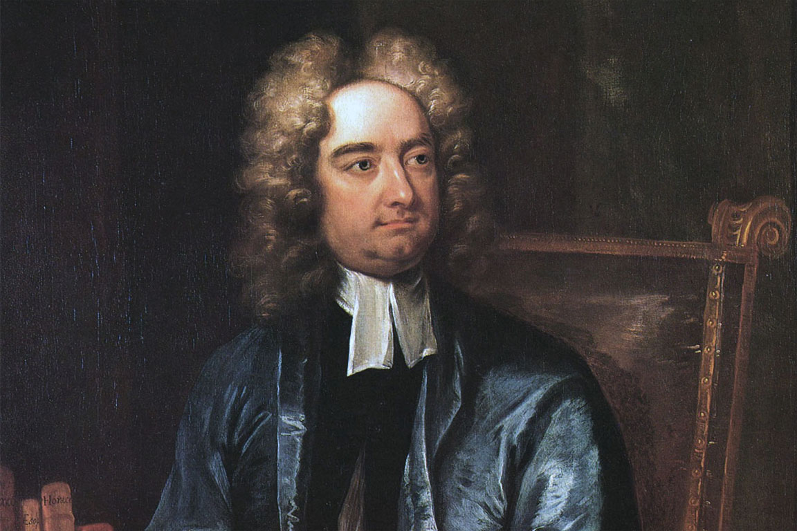 Jonathan Swift Picture...