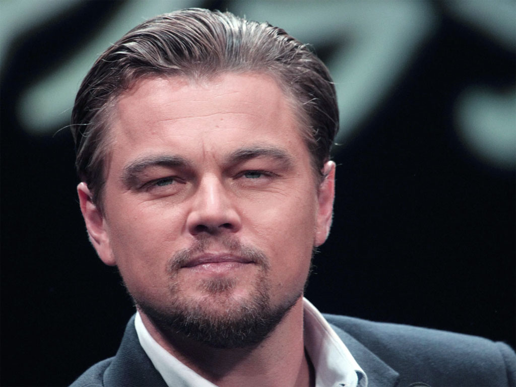 Hair Style Round Face Man: Biografia Di Leonardo DiCaprio