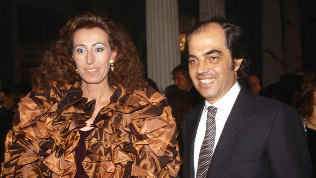 Letizia Moratti con il marito Gian Marco