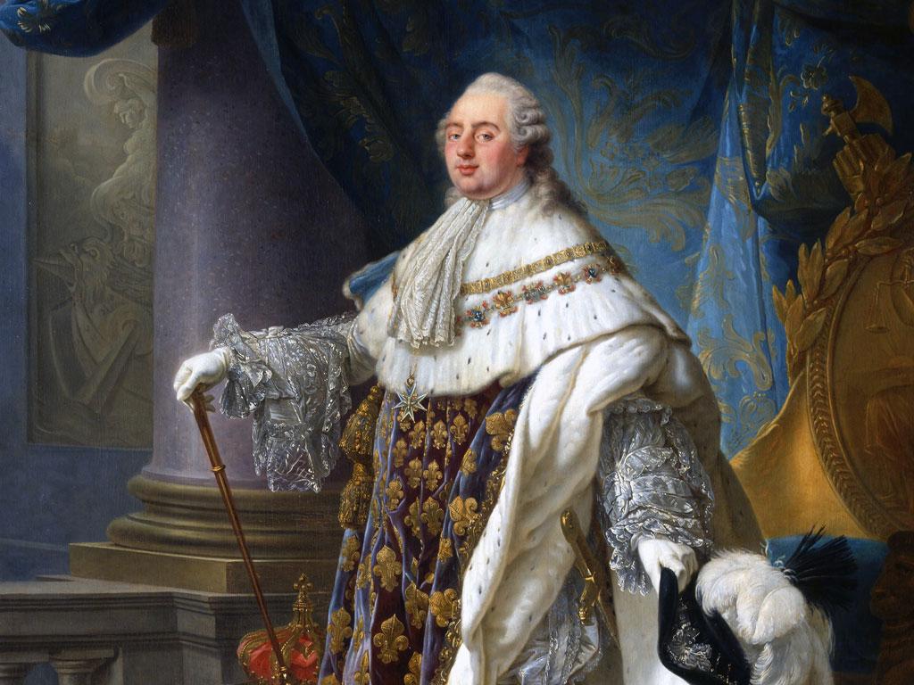 Re Luigi XVI di Francia