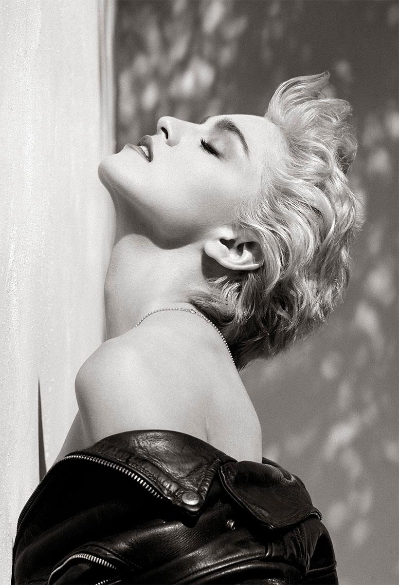Madonna fotografata da Herb Ritts