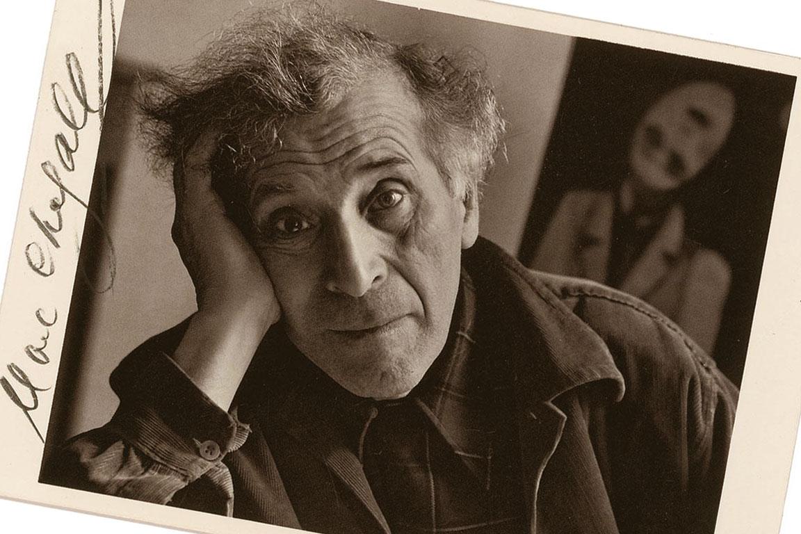 Foto di Marc Chagall