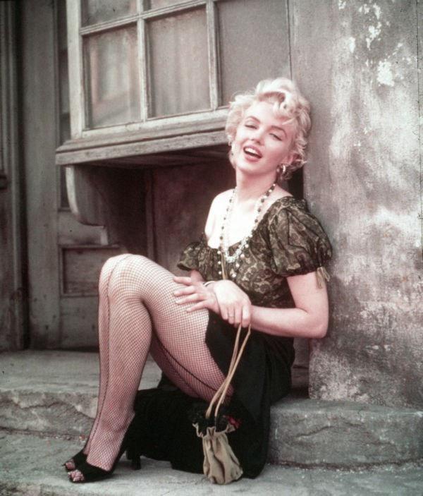 Marilyn Monroe Che Vergogna Quando Arrivò L Idraulico Io