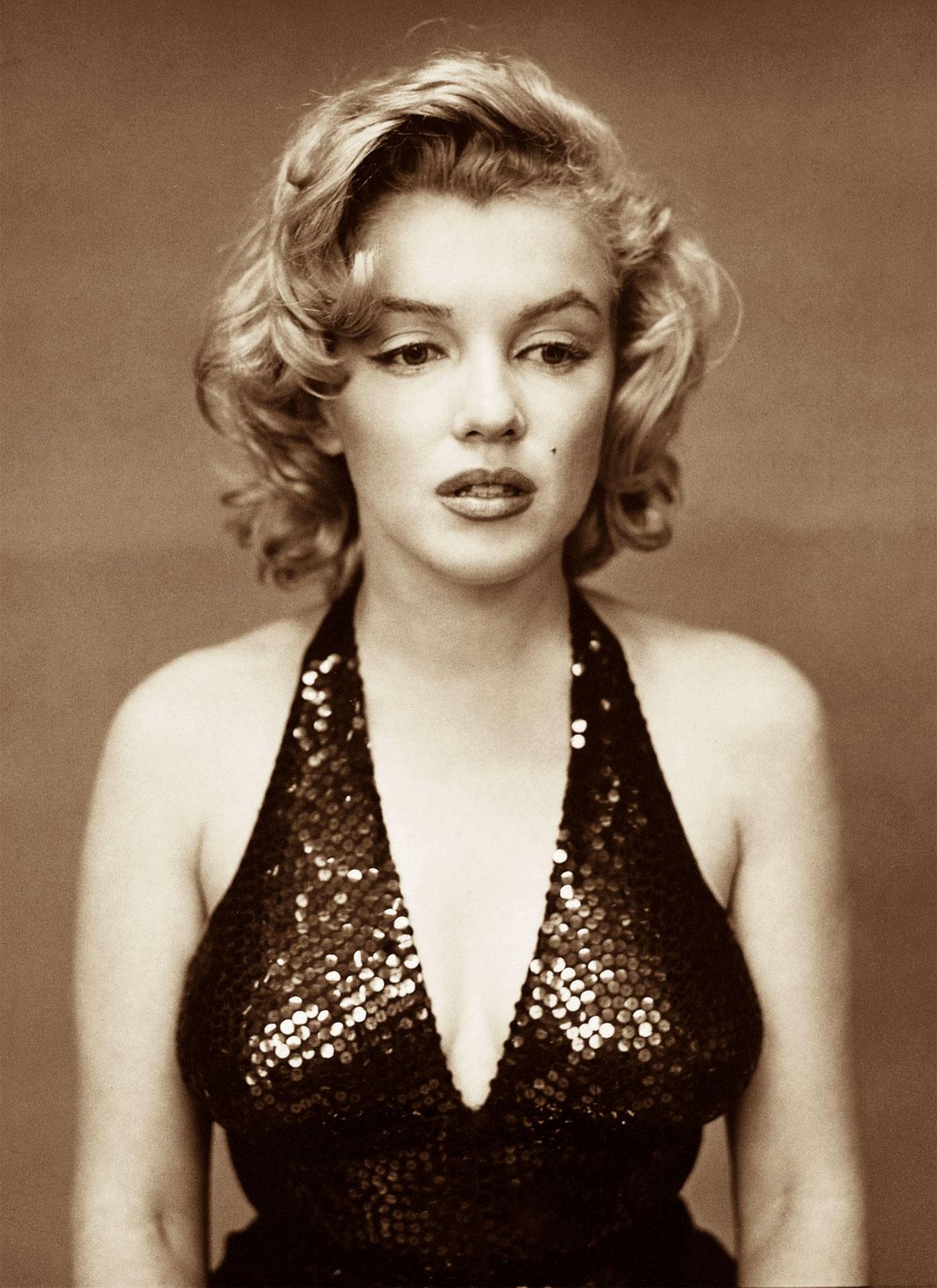 Marilyn Monroe, la biografia dell'attrice simbolo di un ...