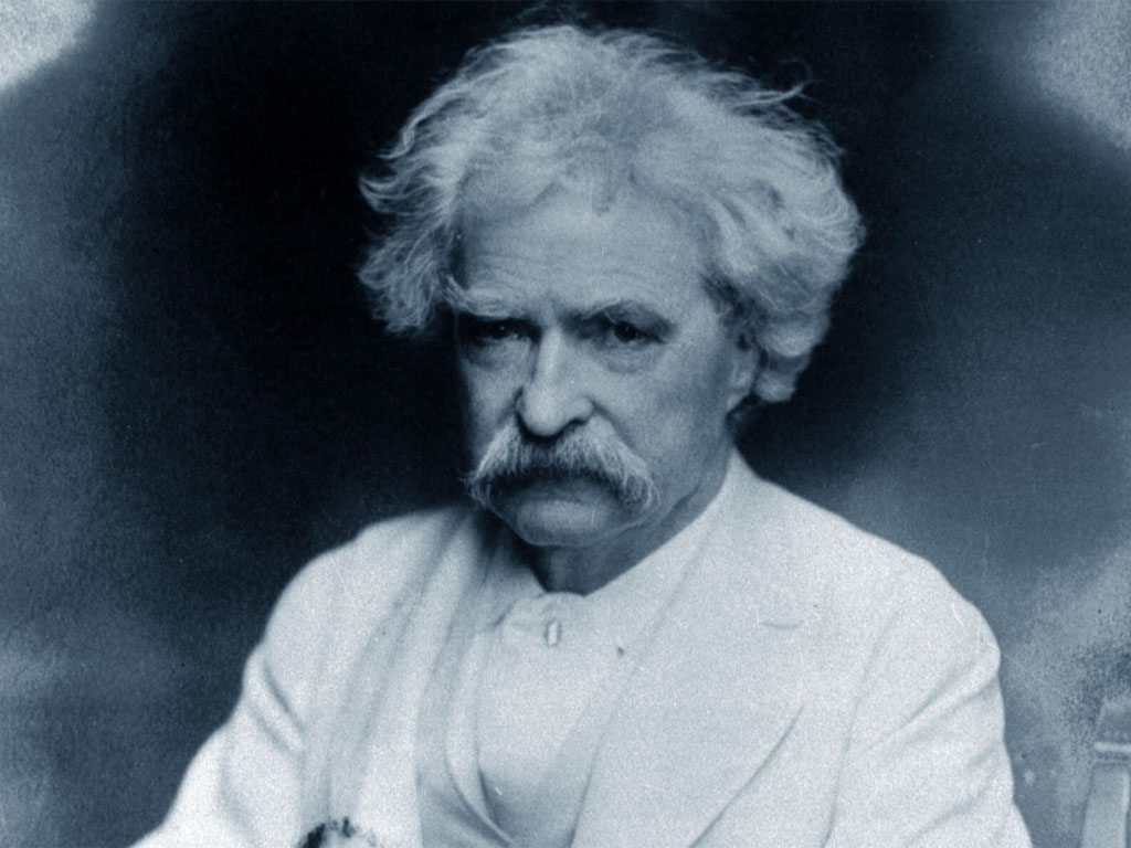 Mark Twain Quotes About Death Quotesgram
