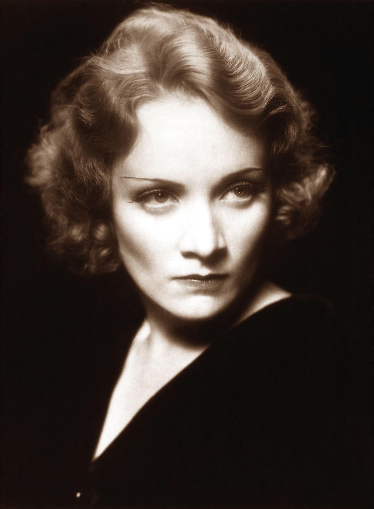 Foto di Marlene Dietrich