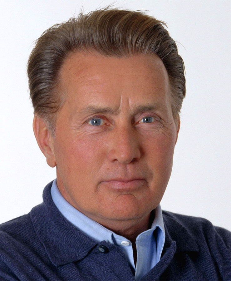 Photo of Emilio Estevez & his  Father  Martin Sheen