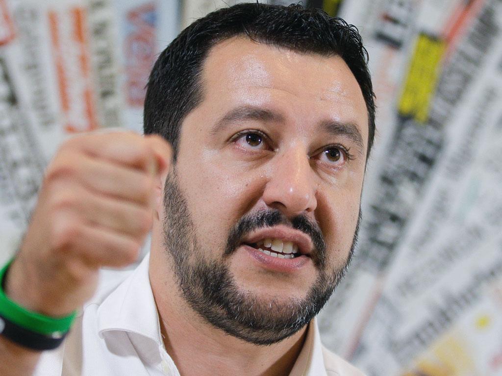 Benito Salvini