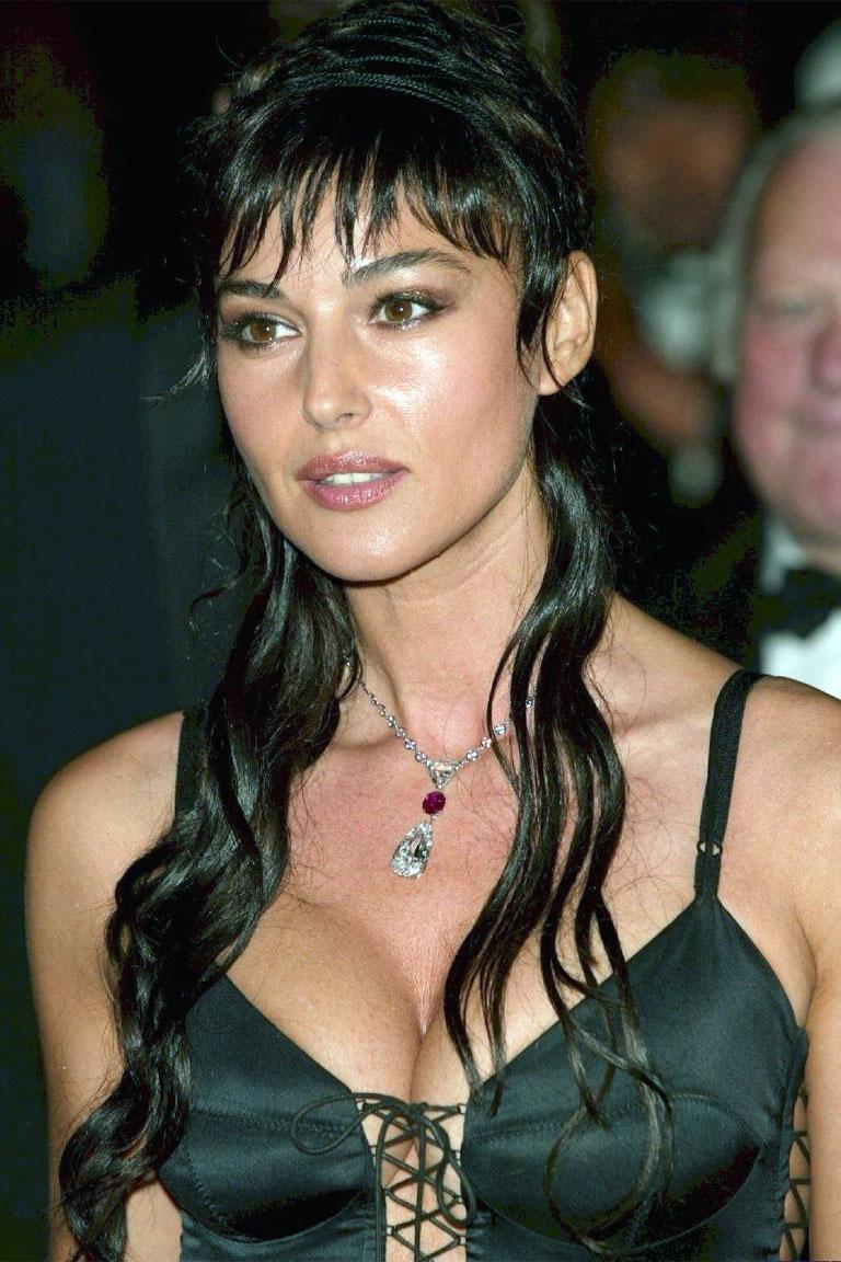 Monica bellucci nude sex scene in l uomo che ama movie 8