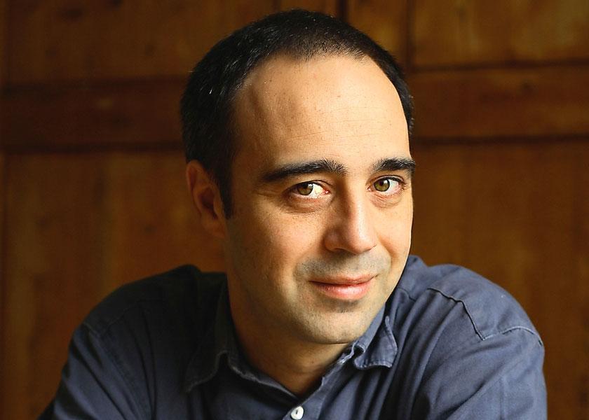 Una foto di Niccolò Ammaniti