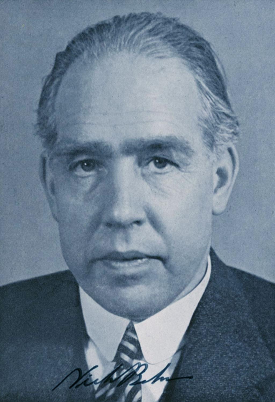 Biografia Di Niels Bohr
