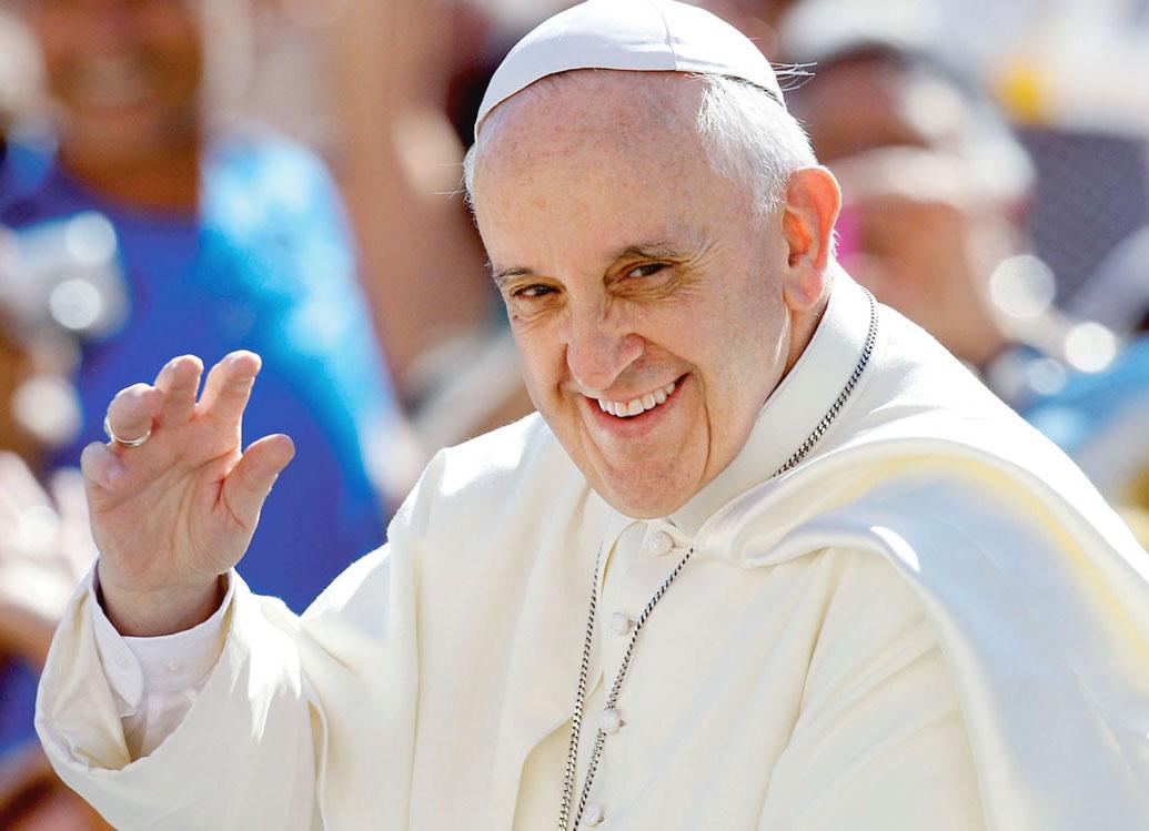 Frasi Natale Karol Wojtyla.Papa Francesco La Biografia Del Papa Venuto Da Lontano